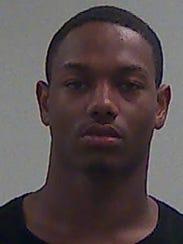 Larry J. Davis-Lee is shown in this Wayne County Jail
