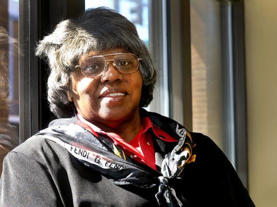 Katie Wilson has worked on civil rights efforts in Murfreesboro and now serves as president of the local NAACP branch.