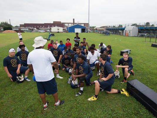 Sports: High School Football