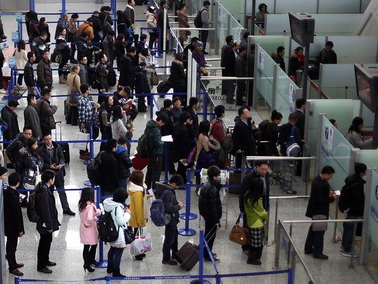 AP Airport Security