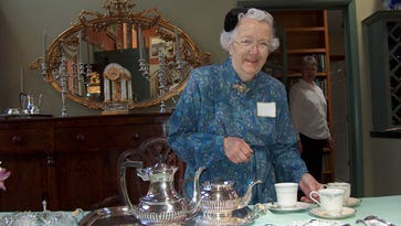 'Tea with Harriet' honors a museum benefactor