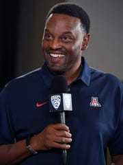 Arizona Wildcats head coach Kevin Sumlin at the 2018