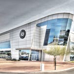 IO is planning a $500 million new data center in Phoenix similar to the facility shown in this rendering.