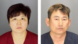 Christina and Dong Hyun Chang, of Orchard Lake, and their business Sushi Samurai, Inc. are facing more 100 felony charges alleging failure to pay state sales tax.