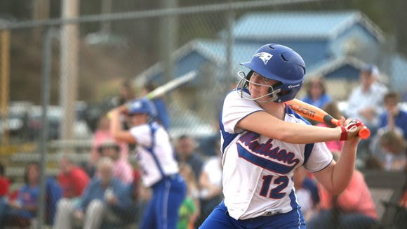 Sam Gosnell had two hits for Madison on Friday in Marshall.