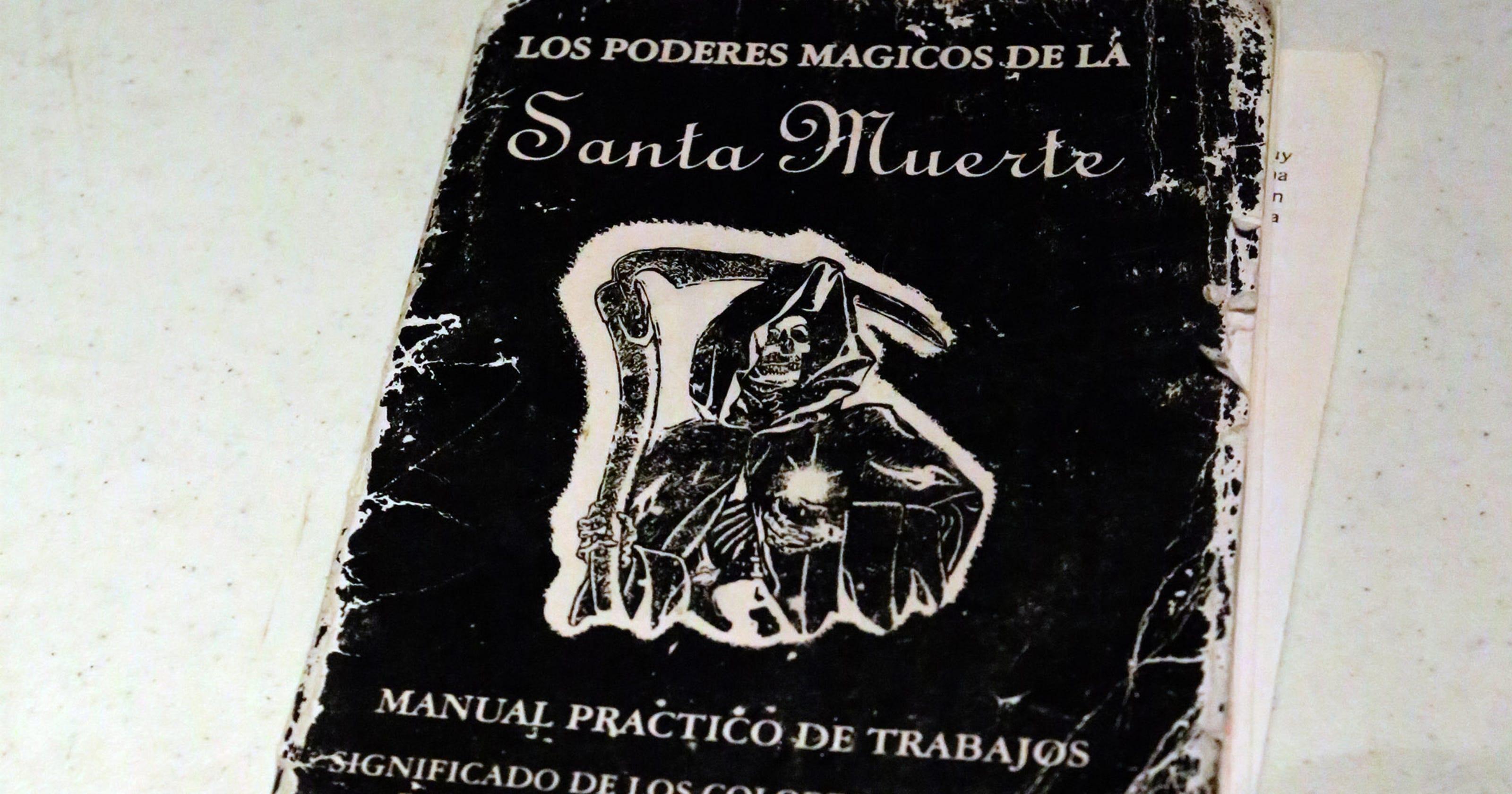 Drug cartels seek help from Catholic saints, Santa Muerte