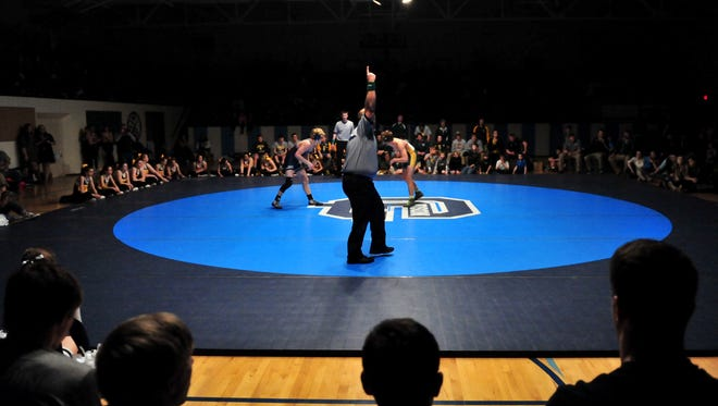 The first Class AA wrestling rankings were released Wednesday, as well as the Six-Man Football All-Star Game rosters.