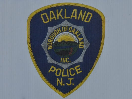 Oakland Police Patch