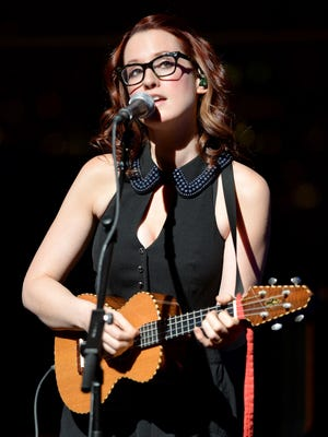 Ingrid Michaelson will perform Nov. 15 at the Weidner Center at the University of Wisconsin-Green Bay.