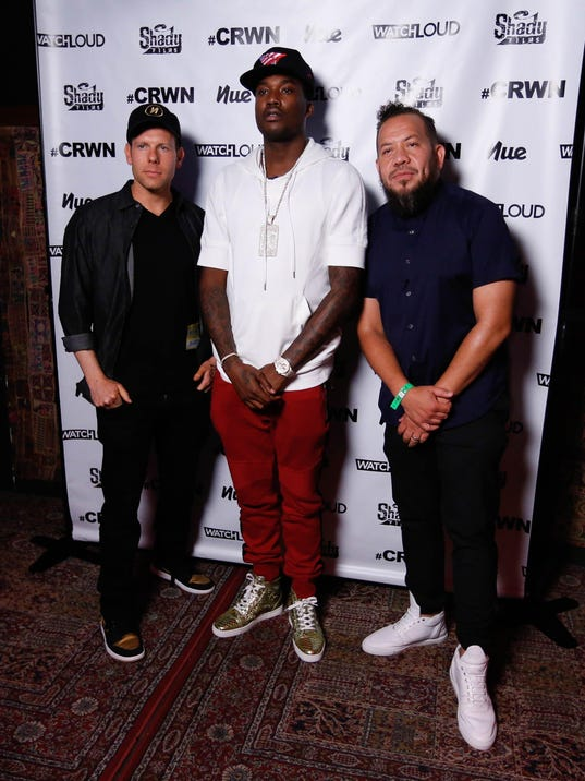 CRWN A Conversation With Elliot Wilson & Meek Mill