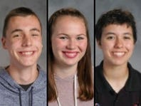Three Oshkosh high school seniors named National Merit Scholarship Competition finalists