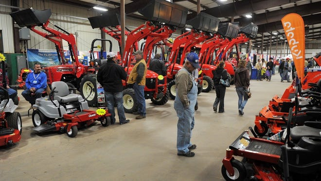 The Wichita Falls Ranch & Farm Expo opens Wednesday at the Bridwell Center.