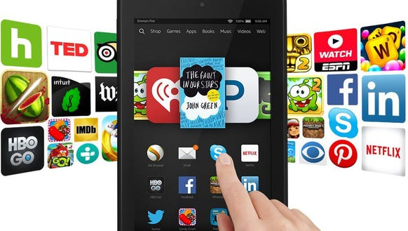 The Kindle Fire HD 6 is one of the most affordable