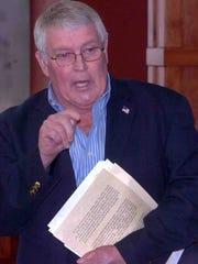 St. Landry Parish Councilman Wayne Ardoin