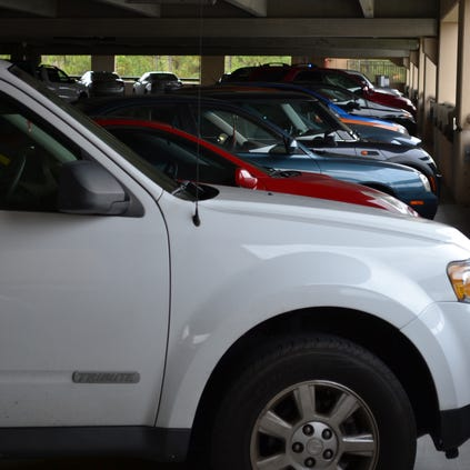 A new app could help predict parking on campus.