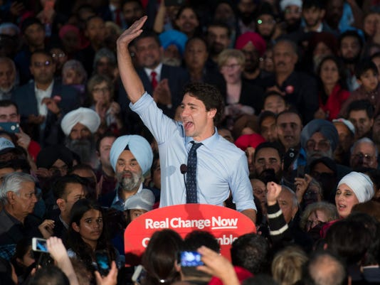 AP CANADA ELECTION I ELN CAN