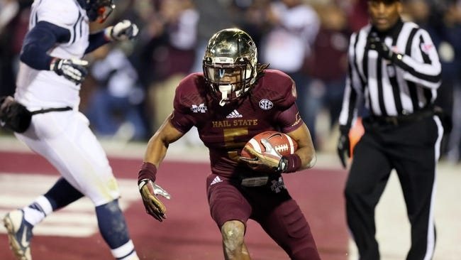 Mississippi State's Jamerson Love returns to a deep Bulldogs secondary as the 18th most important player on MSU in 2014.