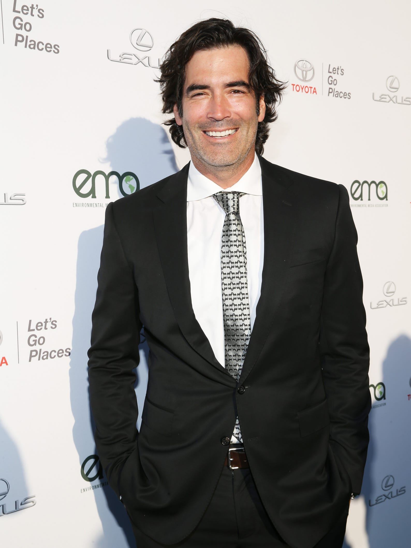 HGTV personality Carter Oosterhouse says his relationship
