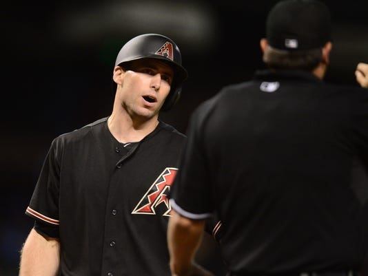 MLB: New York Mets at Arizona Diamondbacks