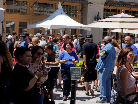 Salinas Valley Food & Wine Festival, 2016