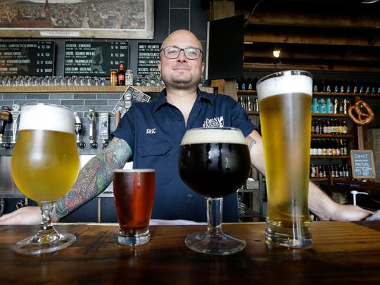 Draft & Vessel in Shorewood will pour barrel-aged beers from Milwaukee breweries during Milwaukee Beer Week.