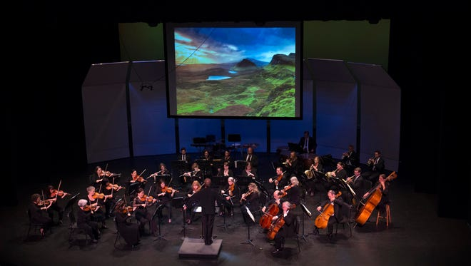 "Last year's ""Scottish Landscapes"" concert included music director Eckart Preu conducting  a program that included music by Mendelssohn and Mozart, as well as a work by Peter Maxwell Davies that featured Karen May, bagpiper and pipe major of the Cincinnati Caledonian Pipes and Drums Band."
