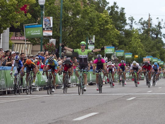 The 2014 Tour of Utah race took place in Cedar City on Monday August 4, 2014. Several racers from around the world came into town to participate in the race.