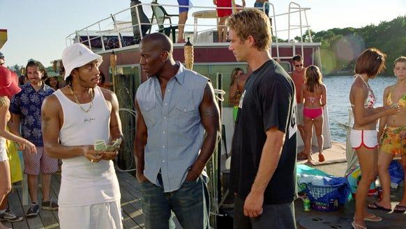 """Tej (Chris """"Ludacris"""" Bridges), Roman (Tyrese Gibson"""