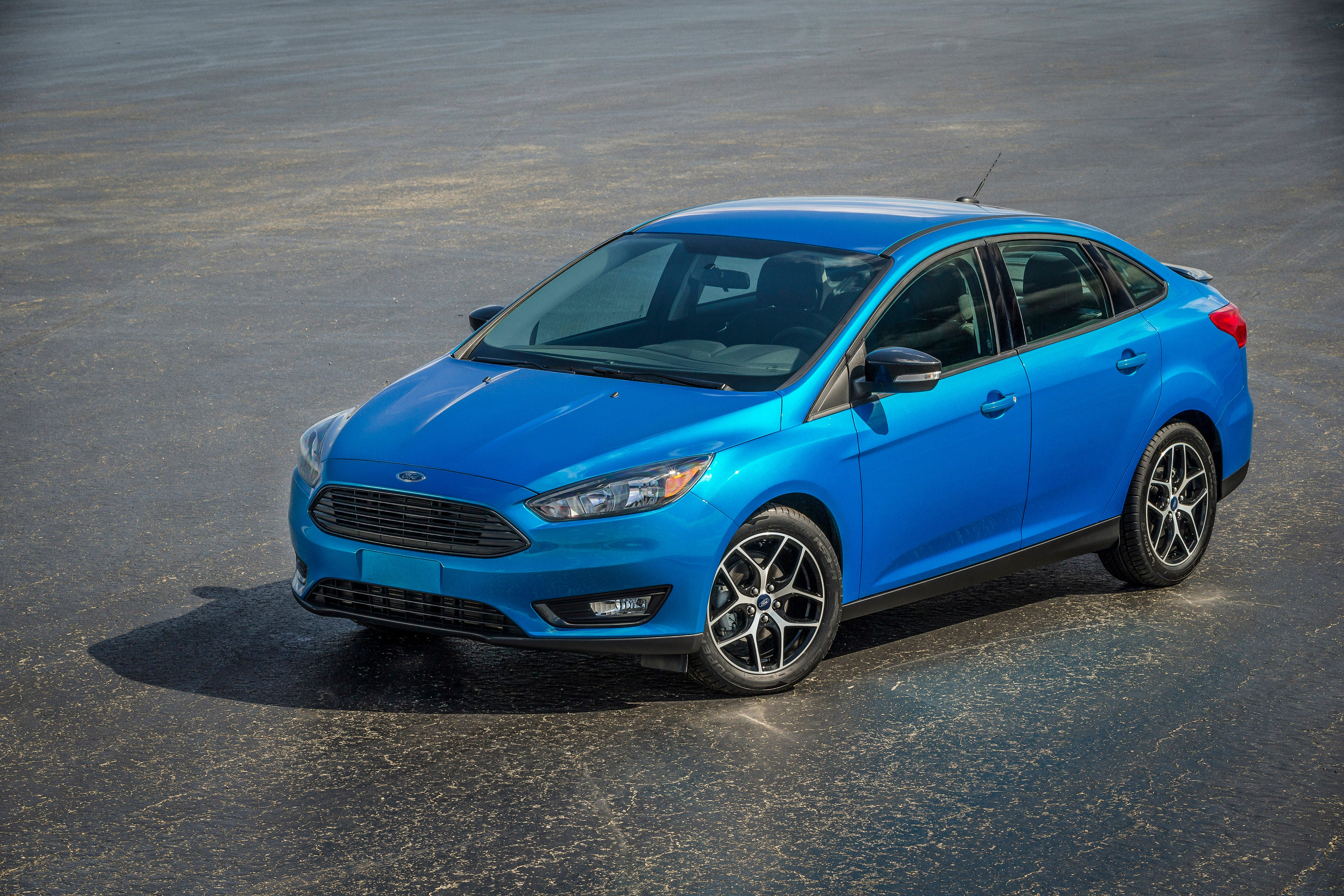 subcompact seen here, becuase the engines won't shut off (Photo: Ford