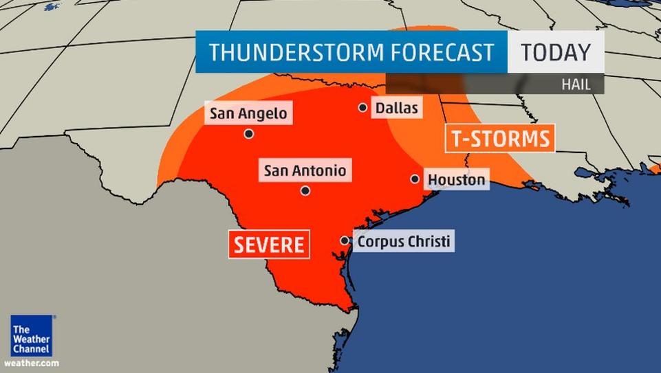 Thunderstorm Forecast