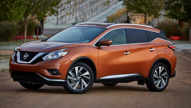Since the introduction of the third-generation design in 2015, the Nissan Murano experienced sales –increases through the first calendar year of production.