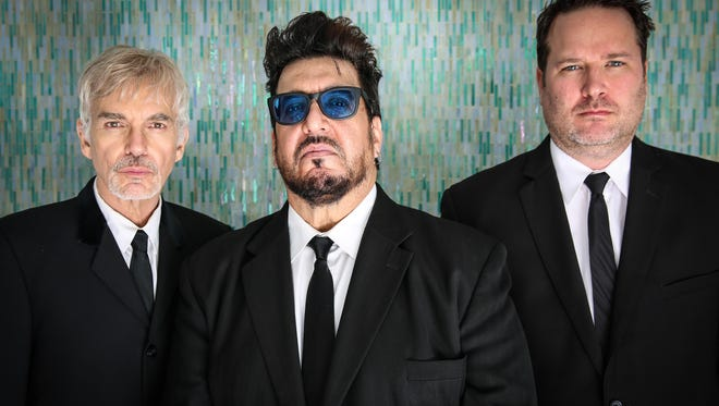 Rockabilly band the Boxmasters, featuring Oscar winner Billy Bob Thornton (left), comes to Shank Hall April 24.