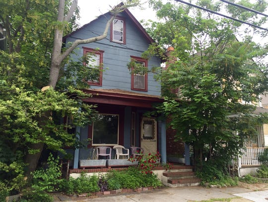 This house, at 96 Lawrence Ave. in Ocean Grove, is