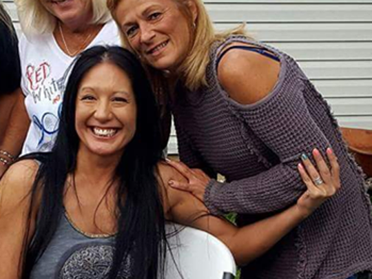 Marlina Medrano, left, was known for her infectious