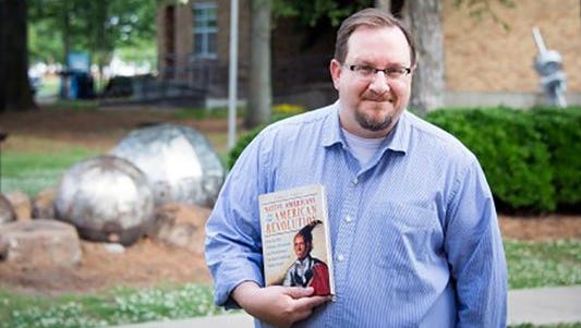 Delta State University history professor Ethan Schmidt was killed on campus Monday.