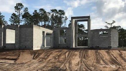Nova Homes of South Florida is building a Marquesa model in Golden Gate Estates