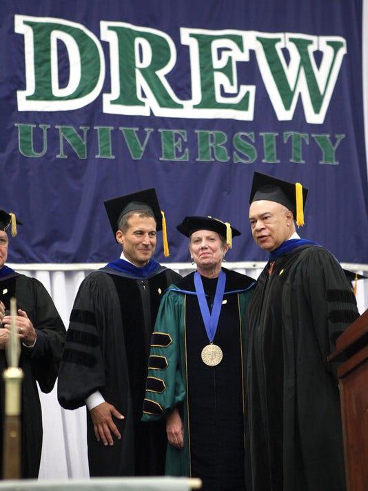 Drew University president