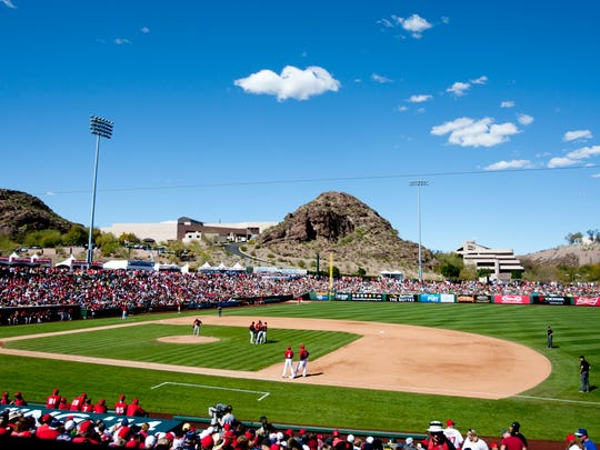 Built in 1969, Tempe Diablo is one of the most centrally