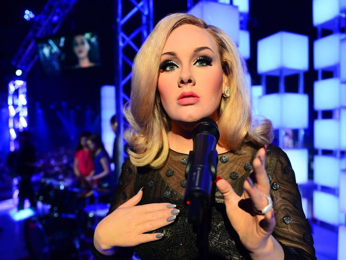 the life and career of the british singer adele It's her performance as an ingenue interviewee and singer  this very early stage of her career that adele knew what she  moment in my life when they.
