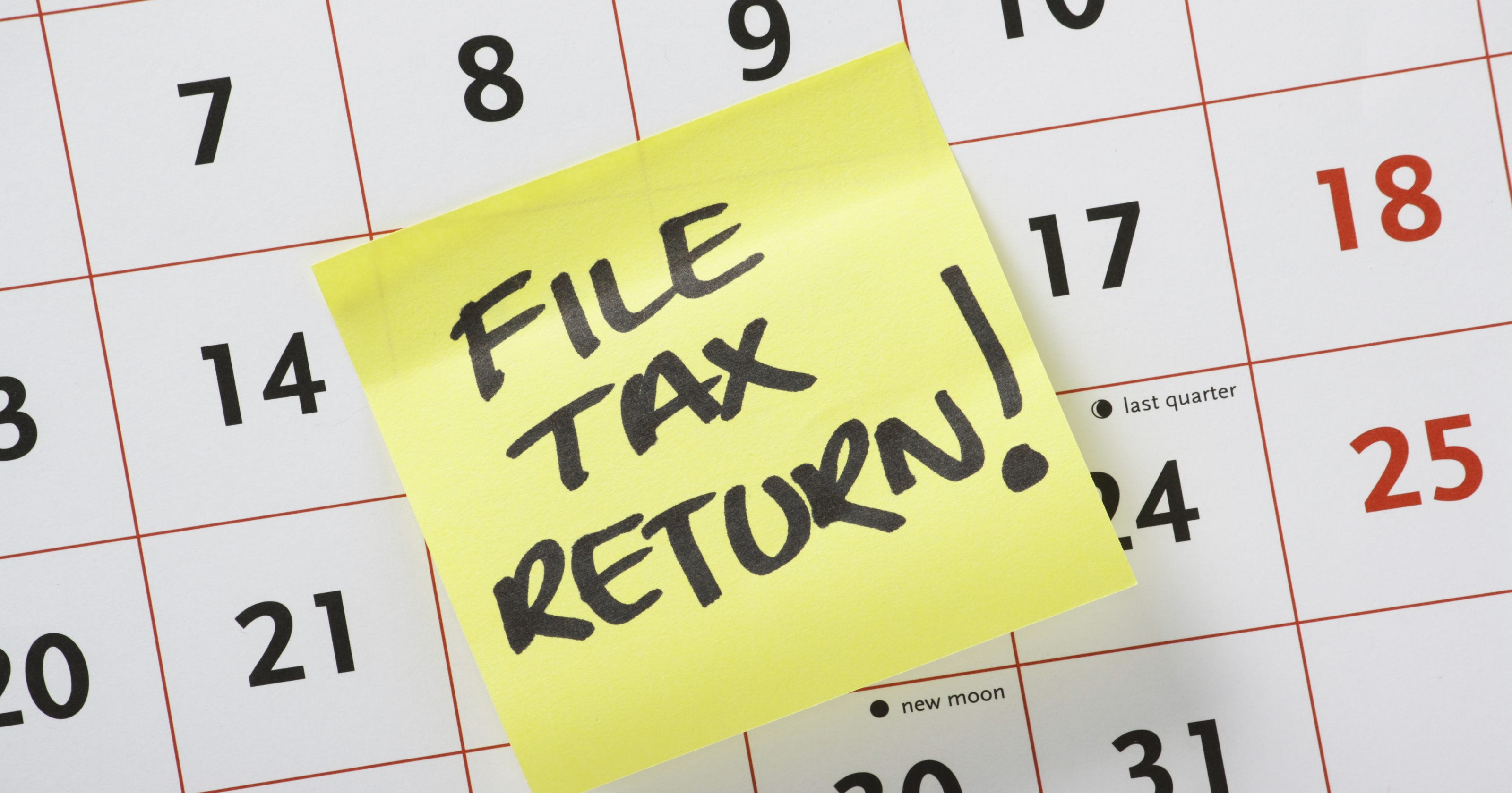 Tax Qa What To Do If You Forgot A Tax Payment