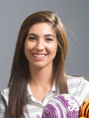 Sophia Schubert of CAK in 2013 when she was named PrepXtra girls golfer of the year.