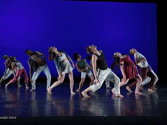 The Middlesex County College Dance Ensemble