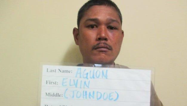 Elvin Paul Cruz Aguon