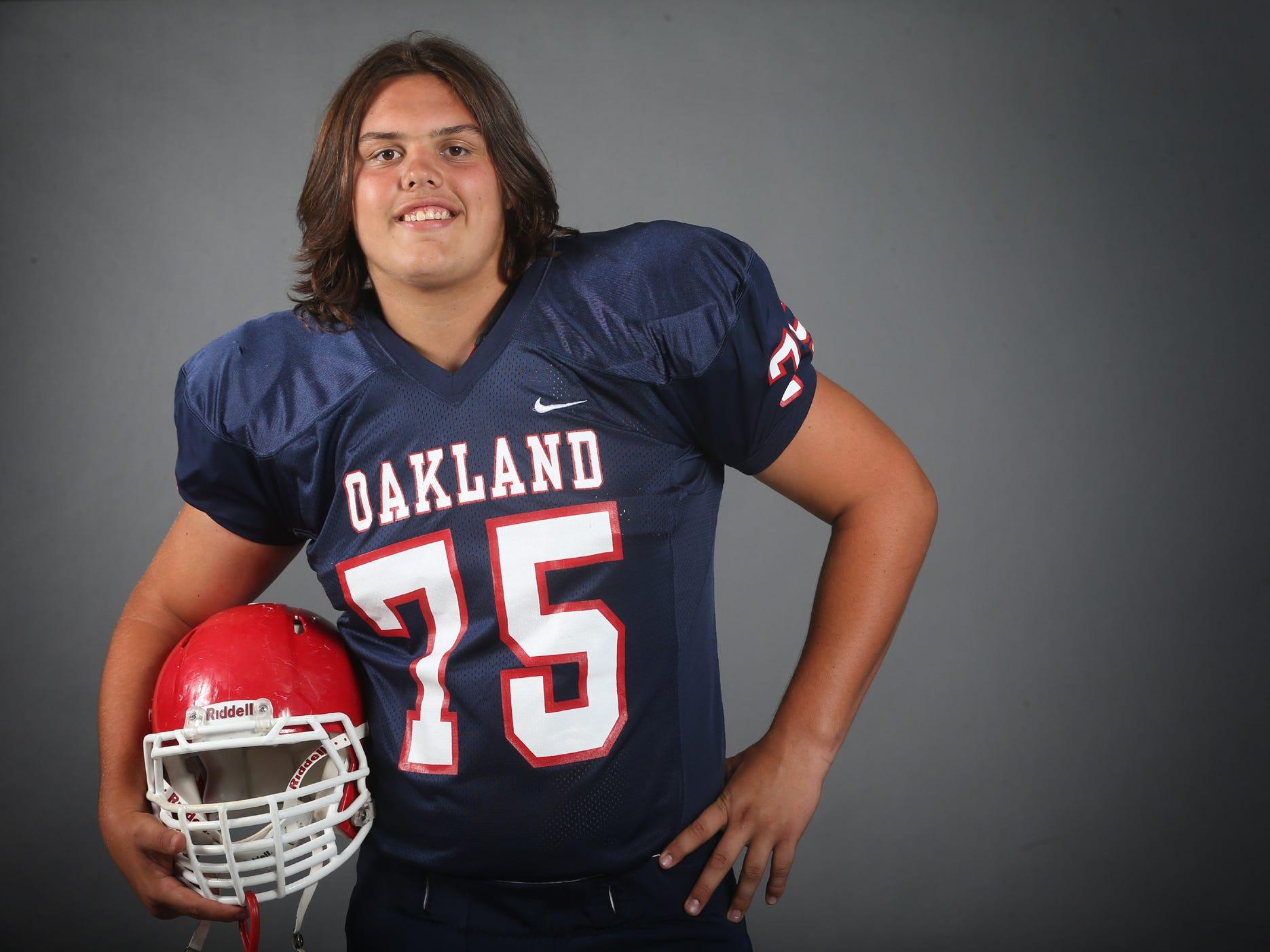 Jack Jones of Oakland.