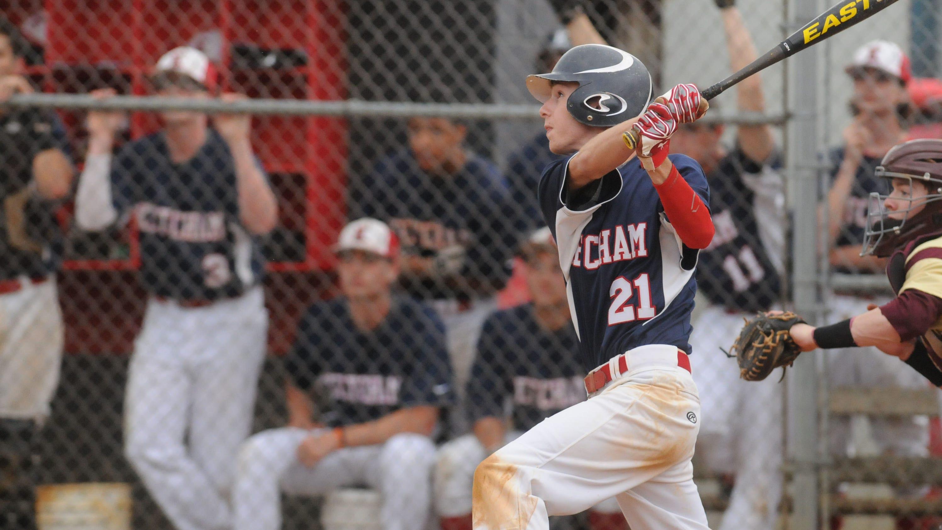 Baseball: Seidner's walk-off hit lifts Ketcham