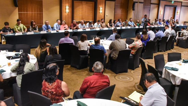 The Guam Chamber of Commerce's Guam Young Professionals will host two legislative forums in the next few weeks.