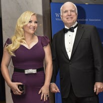 Meghan McCain on ailing dad: 'I know now he's going to be waiting for me on the other side'