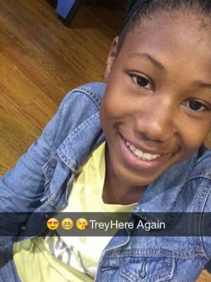 Treyonta Burleson was one of 20 Nashvillians 19 and younger who died as the result of homicide last year.