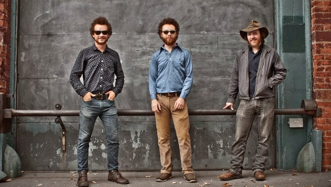 South Carolina's the Mobros take the stage this weekend at Crash Music at the Aztec Theater.