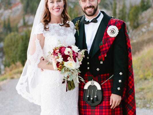 Weddings: Megan Black & Jason Ross